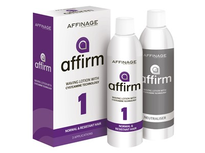 Affirm Permanent 1 Sæt Perm + Fix 210 ml.