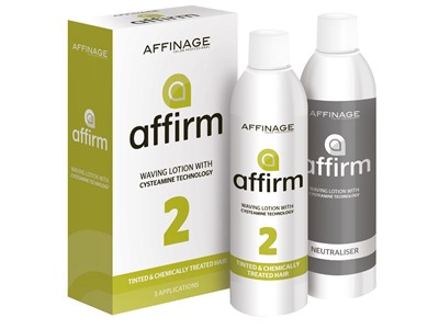 Affirm Permanent 2 Sæt Perm + Fix 210 ml.