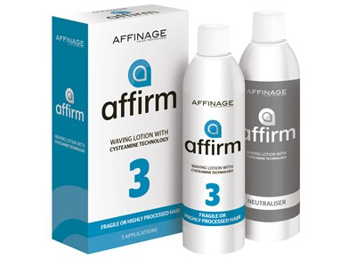 Affirm Permanent 3 Sæt Perm + Fix 210 ml.