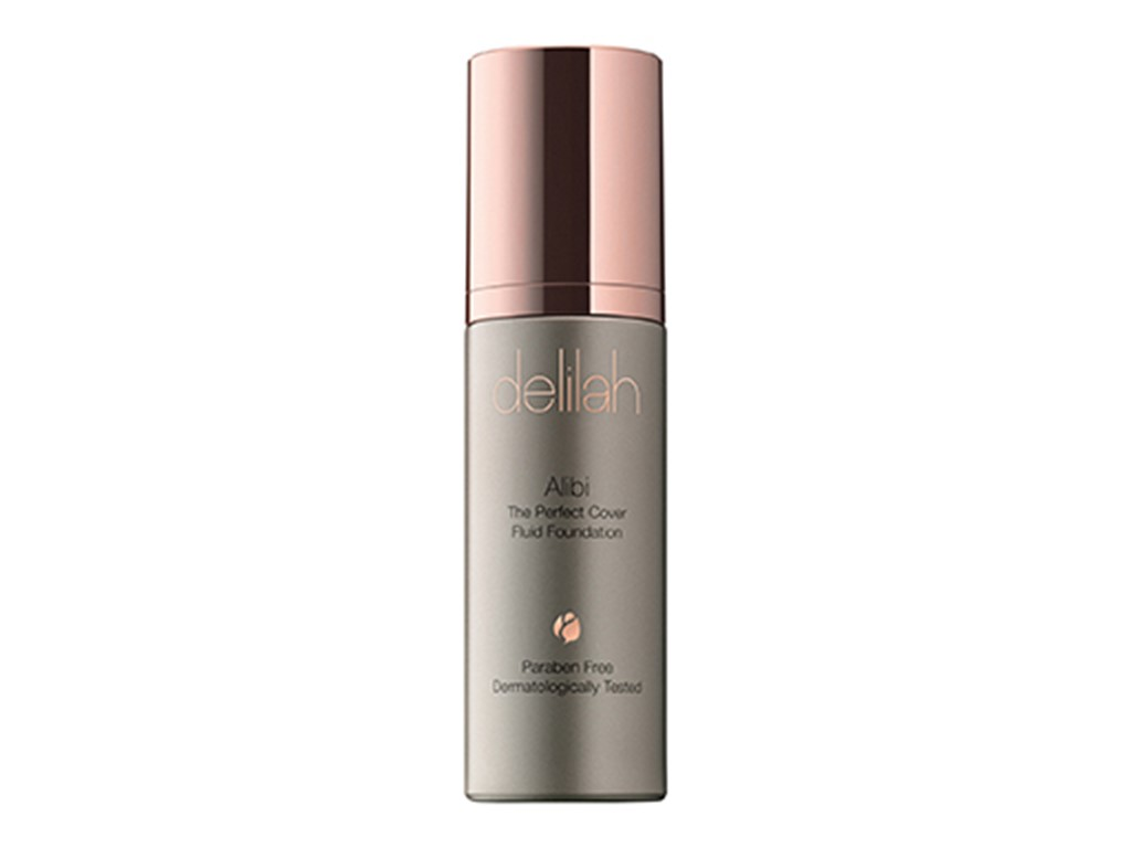DELILAH ALIBI COVER FOUNDATION, Umber
